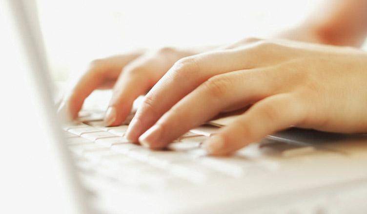 Typing Keyboard ft