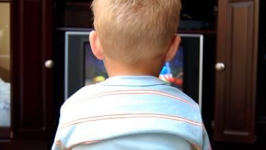 TV Addict toddler ft